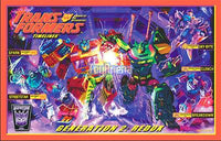 Transformers Timelines Botcon 2010 Generation 2: Redux Boxset 5 Pack