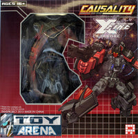 Fansproject Causality CA-10 T-Bone