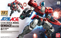 Gundam AGE 1/144 HG #03 Genoace [RGE-B790] High Grade Model Kit