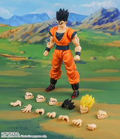 Demoniacal Fit Possessed Horse Mightiest Warrior (Mystic / Ultimate Gohan) Action Figure