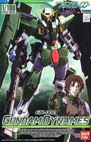 Gundam 00 1/100 #02 NG-002 Gundam Dynames Mobile Suit Model Kit