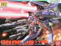 Gundam 00 1/144 HG #13 GN Arms Type + Exia (Transam Mode) Model Kit