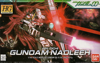 Gundam 00 1/144 HG #15 GN-004 Gundam Nadleeh Model Kit