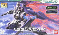 Gundam 00 1/144 HG #63 CB-001.5 1.5 Gundam Model Kit