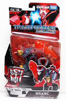 Japanese Transformers Animated - TA-18 Sunaru / Snarl
