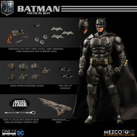 Mezco Toys One:12 Collective: DC Comics Justice League Batman Tactical Suite Action Figure