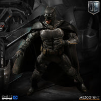 Mezco Toys One:12 Collective: DC Comics Justice League Batman Tactical Suite Action Figure 2