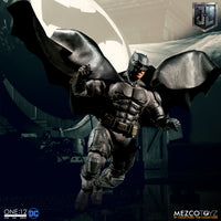 Mezco Toys One:12 Collective: DC Comics Justice League Batman Tactical Suite Action Figure 5