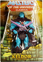Keldor Re-issue Masters of the Universe Classic Action Figure
