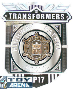 Transformers Masterpiece MP-17 Prowl ( Coin Only )