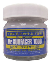 Mr. Hobby Mr. Surfacer 1000 Bottle 40ml SF284 SF-284 Model Kit
