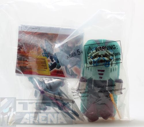 Transformers Botcon 2012 Shattered Glass Octopunch & Spinster Set #3