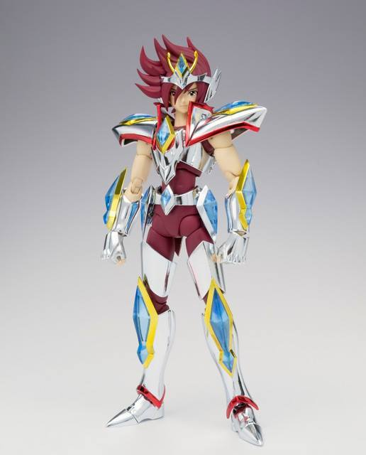 Saint Seiya Omega Pegasus Kouga Saint Myth Cloth Action Figure