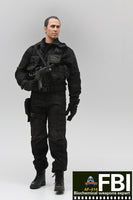 Art Figures 1/6 AF-014 FBI Biochemical Weapons Expert Action Figure