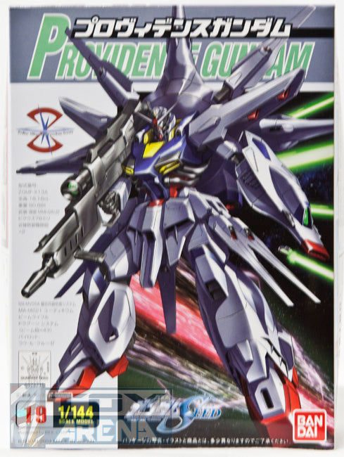Gundam Seed 1/144 NG #19 Providence Model Kit