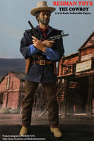 Redman Toys 1/6 The Outlaw The Cowboy Clint Eastwood Sixth Scale Figure RM05 2