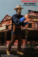 Redman Toys 1/6 The Outlaw The Cowboy Clint Eastwood Sixth Scale Figure RM05 3