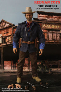 Redman Toys 1/6 The Outlaw The Cowboy Clint Eastwood Sixth Scale Figure RM05 1