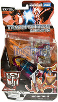 Japanese Transformers Animated - TA-33 Hot Rodimus