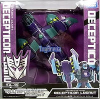Japanese Transformers Animated - TA-15 Ragknights / Lugnut