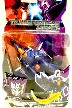 Japanese Transformers Animated - TA-24 Thundercracker