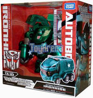 Japanese Transformers Animated - TA-03 Ironhide / Bulkhead