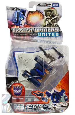 Transformers United UN-21 Decepticon Scourge