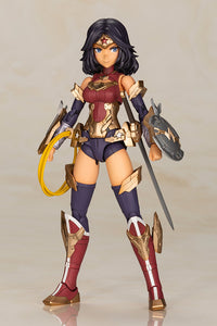 Kotobukiya DC Comics Cross Frame Girl Wonder Woman (Humikane Shimada Ver.) Model Kit CG004