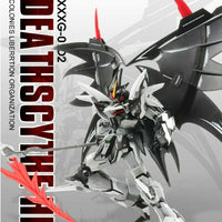 Super Nova MG 1/100 XXXG-01D2 Panda Deathscythe Custom Gundam Model Kit