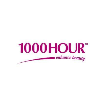 1000 Hour beauty accessories and tools