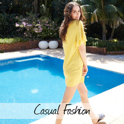 Casual Fashion Clothing and Dresses