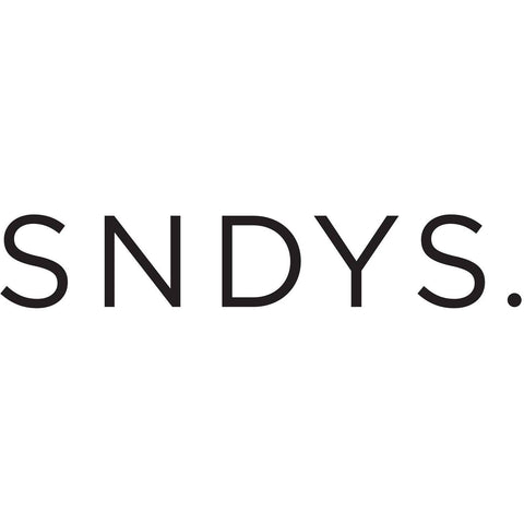 SNDYS the label. Everyday fashion.