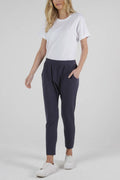 Betty Basics Lola Pant in Blue Stone