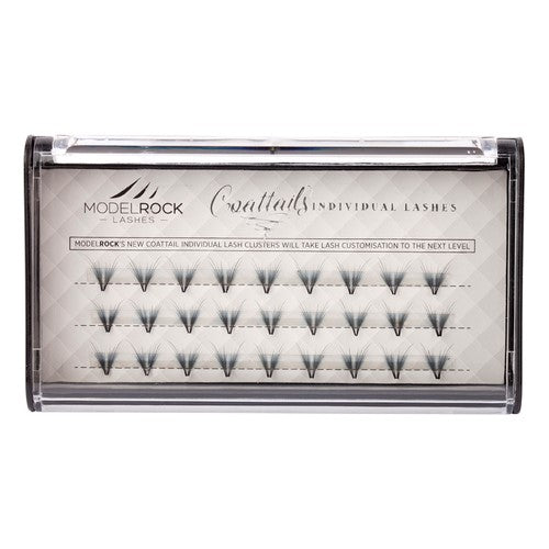 MODELROCK Coattails Individual Lashes Medium 10mm
