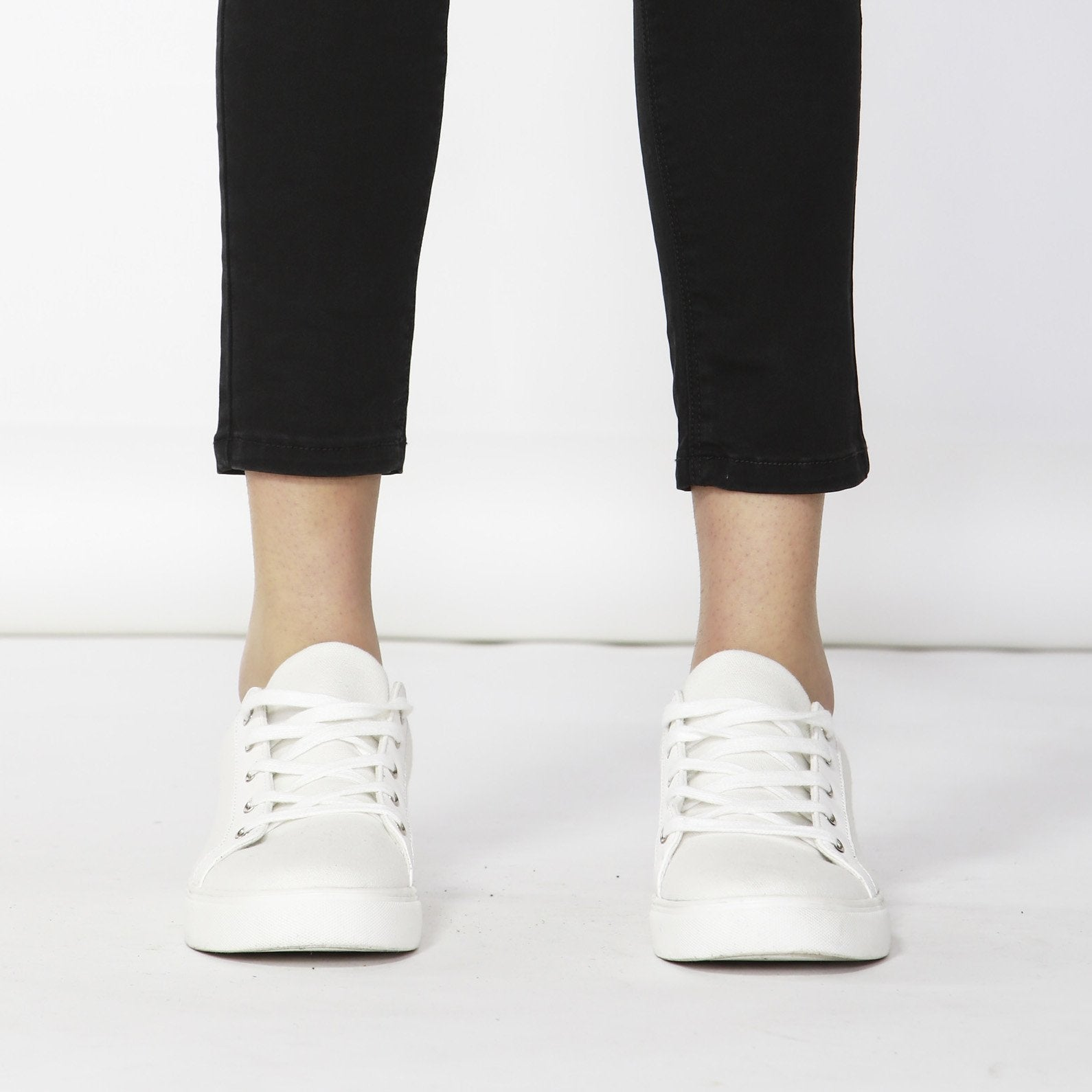 Betty Basics Exploration Sneaker in Off White - Hey Sara