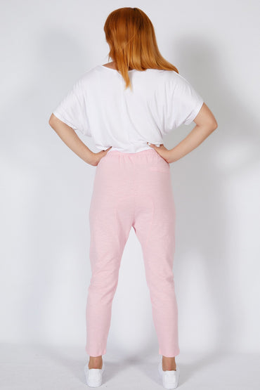 Betty Basics Jade Pant in Ballet Pink - Hey Sara