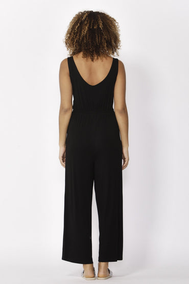 Betty Basics Kavala Jumpsuit in Black - Hey Sara
