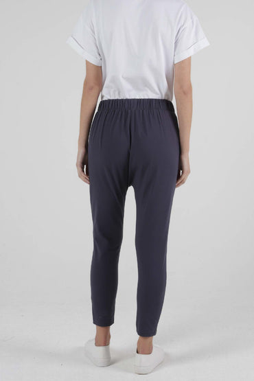 Betty Basics Lola Pant in Blue Stone - Hey Sara
