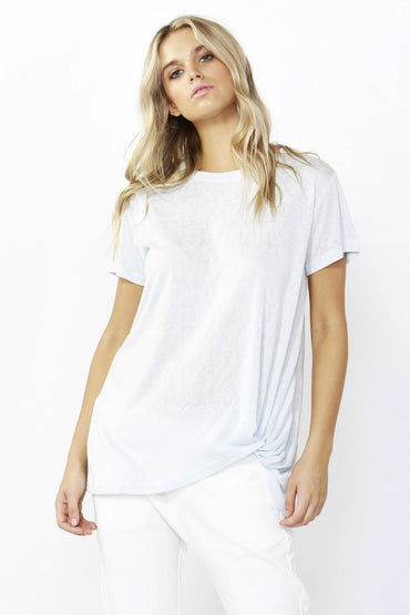 Betty Basics Phoenix Tee in Ice Blue Size 8 or 14 ONLY - Hey Sara