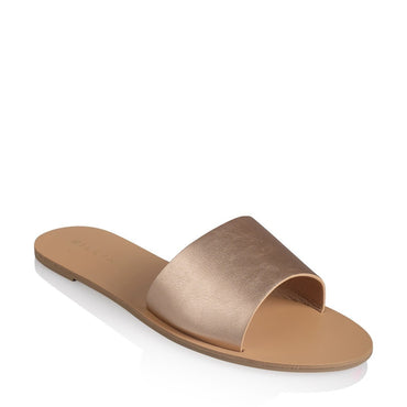 Billini Crete Slide in Soft Rose Gold Size 8 or 10 Only - Hey Sara