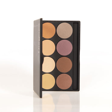 Gorgeous 8 Pan Eye Shadow Palette - Everyday Beauty - Hey Sara