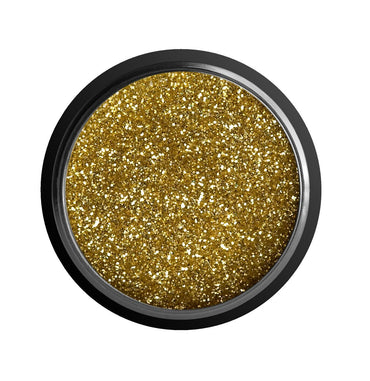 Gorgeous Eye Glitter - Gold Colour Flash - Hey Sara