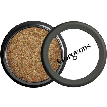 Gorgeous Shimmer Dust - Antique Gold Loose Eye Dust - Hey Sara