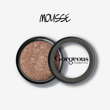 Gorgeous Shimmer Dust - Mousse Loose Eye Dust - Hey Sara