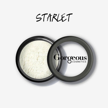 Gorgeous Shimmer Dust - Starlet Loose Eye Dust - Hey Sara