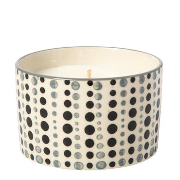Lantern Cove Bric-a-Brac Ebony and Smoke 8oz Candle - Hey Sara
