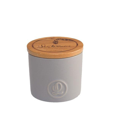 Lantern Cove Pastel Ebony and Smoke 8oz Candle - Hey Sara