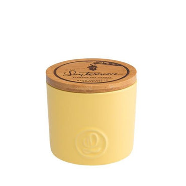 Lantern Cove Pastel Lemongrass and Lime 8 oz Candle - Hey Sara