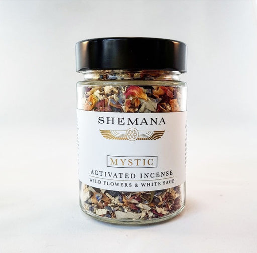 SHEMANA ACTIVATED MYSTIC INCENSE