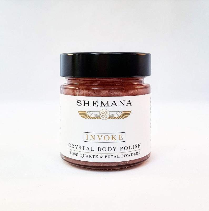 SHEMANA INVOKE CRYSTAL BODY POLISH